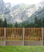rockwall-air-fence-wood