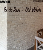 BRICK REAL - OLD WHITE