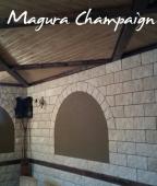 MAGURA champaign